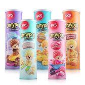 馬來西亞 OMYPOP 爆米花 85g 焦糖/黑巧克力/牛奶/草莓可可/蜂蜜起士【新高橋藥妝】5款可選