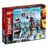 樂高積木 LEGO《 LT70678 》 NINJAGO 旋風忍者系列 - 遺落的帝王城堡╭★ JOYBUS玩具百貨