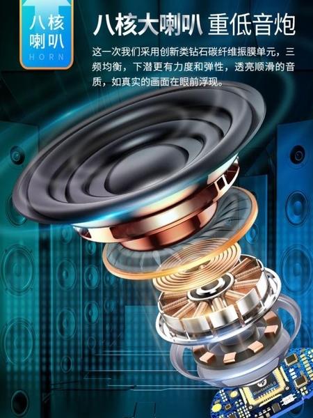 藍牙耳機 真無線藍牙耳機5.0雙耳tws入耳式隱形單耳迷你運動超長待機續航 霓裳細軟