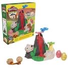 《 Play - Doh 培樂多黏土 》培樂多 火山恐龍島 / JOYBUS玩具百貨