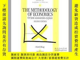 二手書博民逛書店The罕見Methodology Of Economics: O