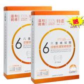 【買一送一】森田DR.JOU六重玻尿酸深層修護緊緻眼膜5入