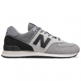 New Balance 574 男鞋 休閒 復刻 麂皮 ENCAP 灰 黑 ML574JHV