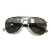 Dior 迪奧 黑色不鏽鋼太陽眼鏡Sunglasses 【二手名牌BRAND OFF】