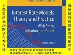 二手書博民逛書店Interest罕見Rate Models - Theory A