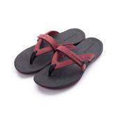 MERRELL SIREN FLIP Q2 夾腳人字拖鞋 紅 ML12720 女鞋