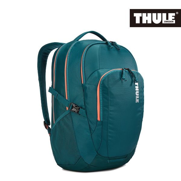 THULE-Campus 31L電腦後背包TCAM-5116-深藍綠