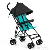 超輕便攜折疊嬰兒推車小孩傘車寶寶防駝背四季簡易避震兒童手推車