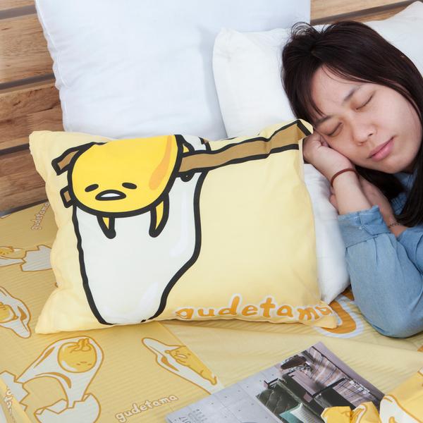*蛋黃哥童枕-生活工場