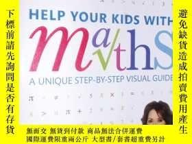 二手書博民逛書店Help罕見Your Kids with mathsY14147