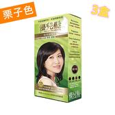 【ALLONE29】(3盒特價組) 優兒髮 泡泡染髮劑-栗子色 (加碼送2小盒)