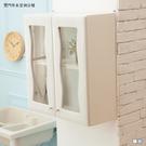 【JL精品工坊】雙門防水塑鋼浴櫃限時$2890/收納櫃/置物櫃/吊櫃/浴櫃/防水/水槽/置物架/櫃子