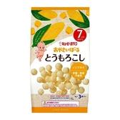 日本 KEWPIE S-3 寶寶果子球~玉蜀黍9g(3gX3袋)(7個月以上適用)
