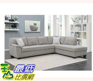 [COSCO代購] W2000211 True Innovation 布面L型沙發 True Innovation Fabric Sofa