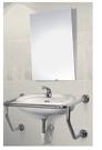 【麗室衛浴】無障礙空間專用鏡子 NA-580  尺寸 60*90cm