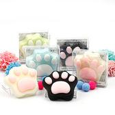 幸福婚禮小物❤可愛熊掌 手工香皂(盒裝)❤二次進場/探房禮/伴娘禮/伴郎禮