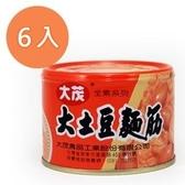 大茂 大土豆麵筋 易開罐 170g (6罐)/組