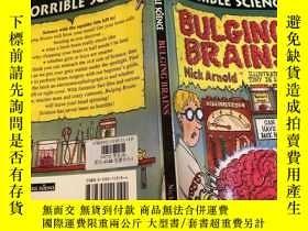 二手書博民逛書店buling罕見brains 腦瘤Y200392 不祥