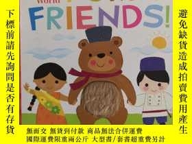二手書博民逛書店FURRY罕見FRIENDS!Y201150 Broke Dworkin Disney Enterprises