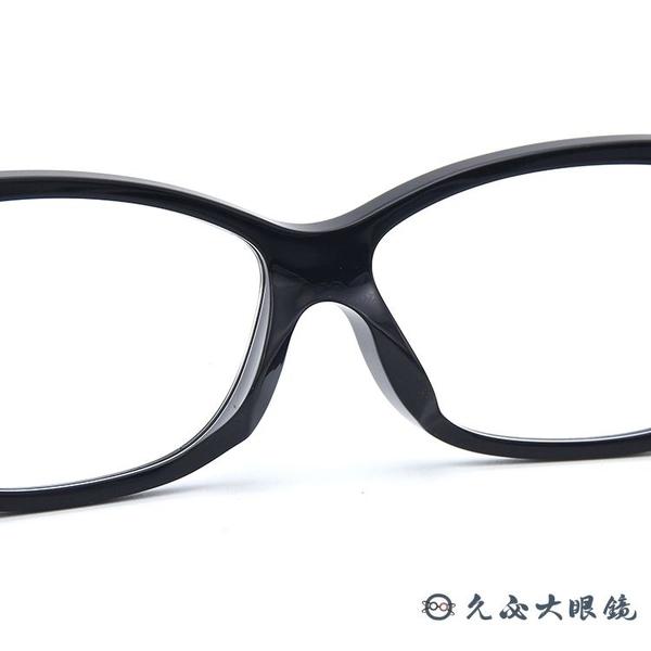 Cartier 卡地亞 CT0067OA (黑銀) 3D 美洲豹 法國製 近視眼鏡 久必大眼鏡