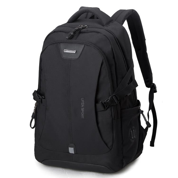 後背包 男士背包電腦旅游休閒韓版時尚潮流高中學生書包大容量旅行雙肩包