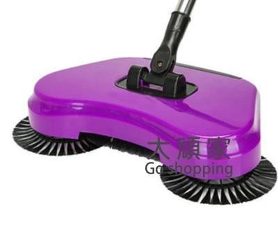 手推掃地機 小拖把掃地拖地一體機一掃拖吸三合一拖把懶人手推式掃地機T
