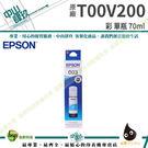 T00V200 藍 原廠盒裝