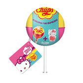 加倍佳草莓棒棒糖Kitty驚喜蛋192g【愛買】