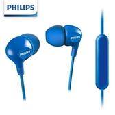 PHILIPS飛利浦 SHE3555BL/00入耳式耳麥-藍色