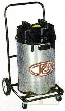 [ 家事達 ] 台灣JESON乾濕兩用雙馬達工業吸塵器 2700W(80公升))~特價