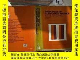 二手書博民逛書店PRINCIPLES罕見OF CORPORATE FINANCE 公司財務原理Y261116