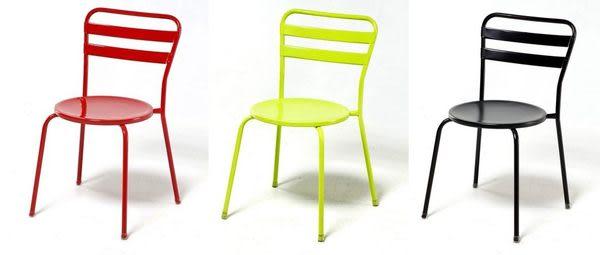 《椅子帝國》糖果彩色冰淇淋椅 餐椅 繽紛多色餐 椅書桌椅 客廳椅