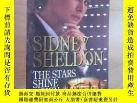 二手書博民逛書店英文書罕見SIDNEY SHELDON THE STARS SH