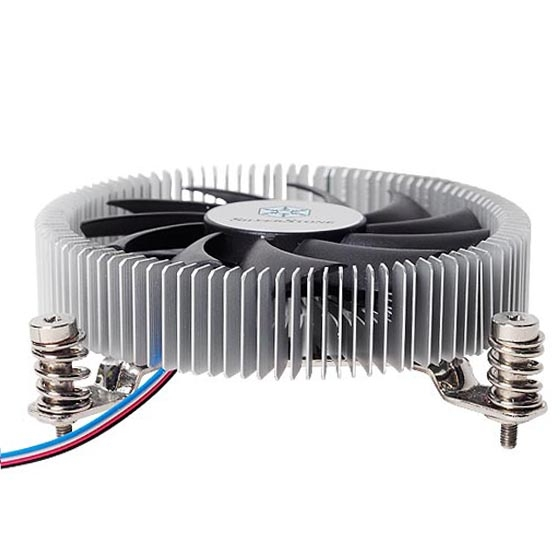 [地瓜球@] 銀欣 SilverStone NT07 115X 薄型 銅底 CPU 散熱器 高度23mm