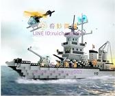 兼容樂高啟蒙積木大型高難度軍事拼裝組裝兒童益智玩具【奇妙商舖】