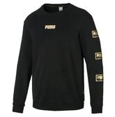Puma Holiday 男款長袖上衣-NO.58185001