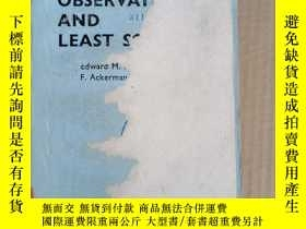 二手書博民逛書店observations罕見and least squares(P1055)Y173412