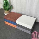 坐墊榻榻米沙發墊硬海綿凳子飄窗座墊厚【匯美優品】