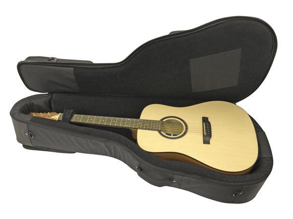 凱傑樂器 英國 MR MODA MR-200 EG DR/BK DREADNOUGHT D桶 民謠吉他 厚袋
