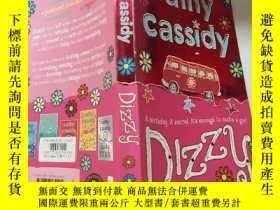 二手書博民逛書店cathy罕見Cassidy dizzy :凱茜卡西迪頭暈Y200392