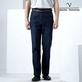 【Emilio Valentino】范倫鐵諾都會型男休閒牛仔褲_藍