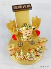 【收藏天地】台灣紀念品*神明守護擺飾-眾...