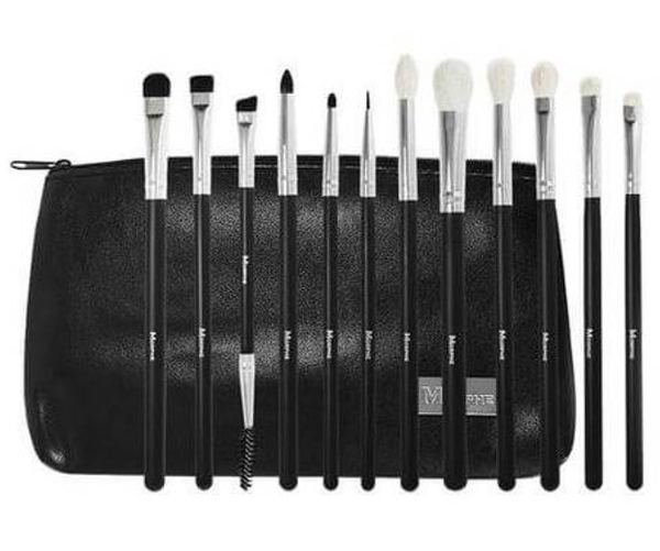 Morphe SET 702 - 12 PIECE EYE-CREDIBLE SET 12件眼部刷具超值組