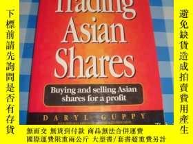 二手書博民逛書店Trading罕見Asian Shares:Buying and