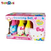 玩具反斗城  HELLO KITTY 凱蒂貓保齡球組