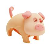 日本 zoonimal light 動物牧場 LED警示燈/手電筒/單/車前燈/車尾燈/腳踏車燈(內附電池)-Peppa蓓蓓豬