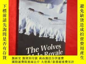 二手書博民逛書店The罕見Wolves of Isle Royale: A Br
