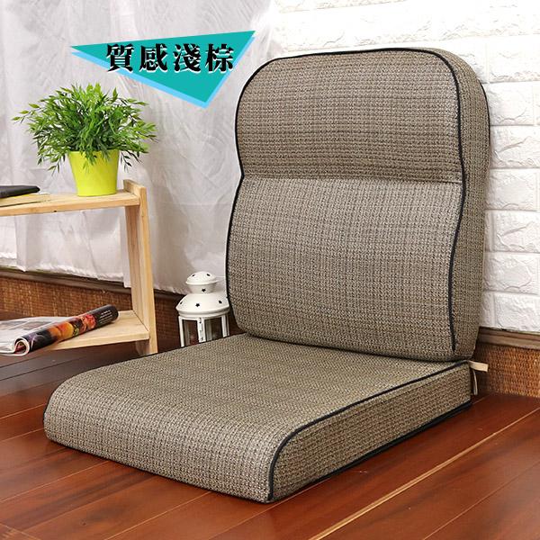 坐墊 沙發椅墊 木椅墊 《簡約現代耐髒汙L型沙發實木椅墊》-台客嚴選