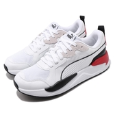Puma 休閒鞋 X-Ray Game 白 黑 男鞋 女鞋 復古慢跑鞋 老爹鞋 運動鞋 【ACS】 37284901