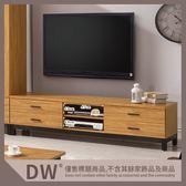 【多瓦娜】優植6尺電視櫃(619) 19031-602004